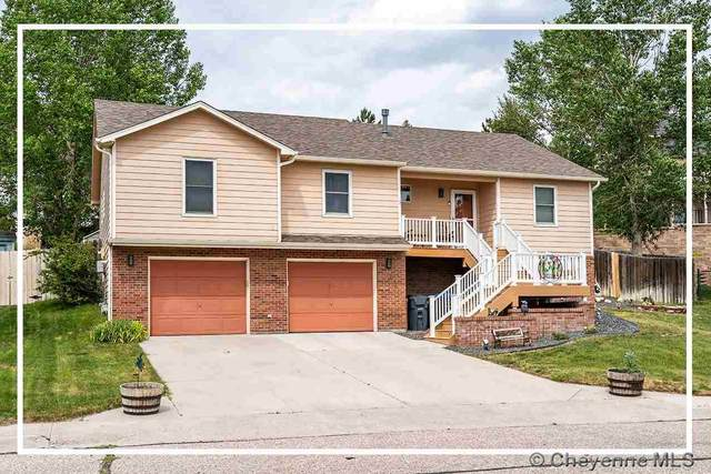 2824 Foothills Rd, Cheyenne, WY 82009 (MLS #82626) :: RE/MAX Capitol Properties