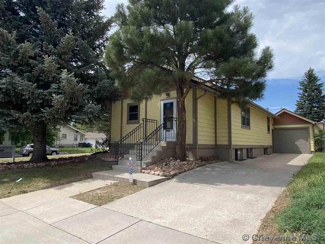 202 E Pershing Blvd, Cheyenne, WY 82001 (MLS #82632) :: RE/MAX Capitol Properties