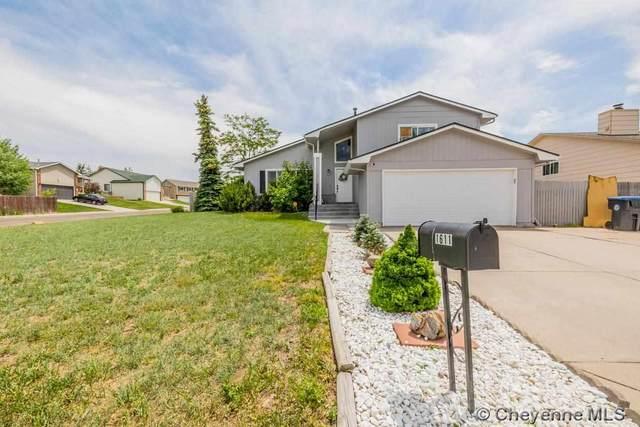 1611 Pinto Ln, Cheyenne, WY 82007 (MLS #82635) :: RE/MAX Capitol Properties