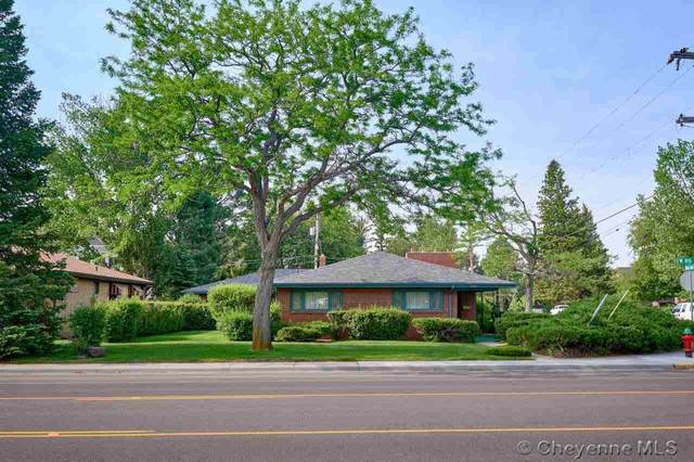 441 W 8TH AVE, Cheyenne, WY 82001 (MLS #82706) :: RE/MAX Capitol Properties