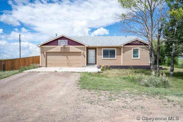 8102 Stagecoach Rd, Cheyenne, WY 82009 (MLS #82744) :: RE/MAX Capitol Properties