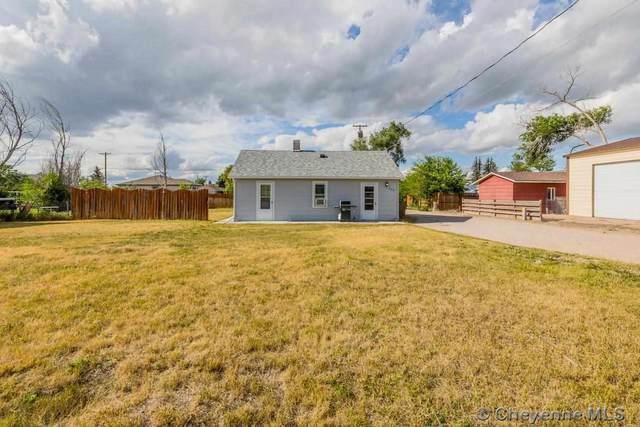 309 W 6TH ST, Pine Bluffs, WY 82082 (MLS #82759) :: RE/MAX Capitol Properties