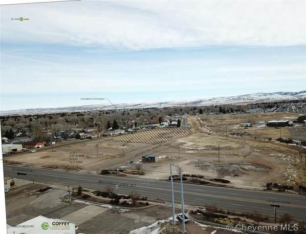 TBD S 3RD ST, Laramie, WY 82070 (MLS #82774) :: RE/MAX Capitol Properties