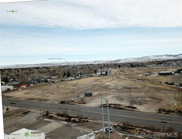 TBD S 3RD ST, Laramie, WY 82070 (MLS #82776) :: RE/MAX Capitol Properties