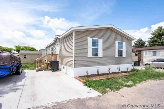 3400 S Greeley Hwy #230, Cheyenne, WY 82007 (MLS #82778) :: RE/MAX Capitol Properties
