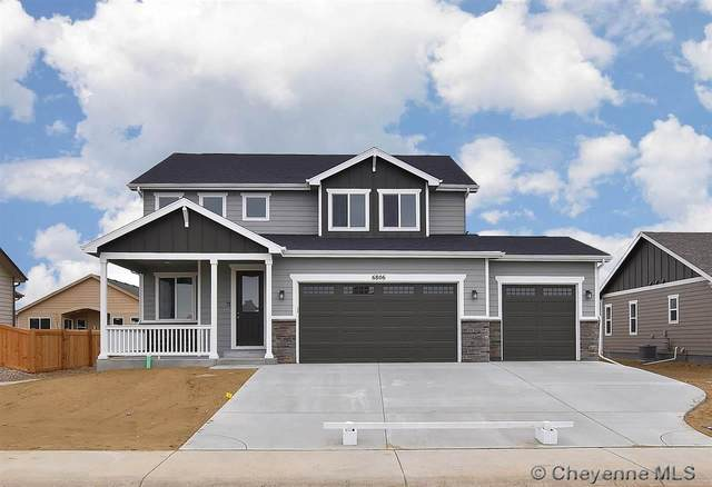 2308 Goodnight Trl, Cheyenne, WY 82007 (MLS #82784) :: RE/MAX Capitol Properties