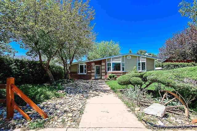 6828 Willshire Blvd, Cheyenne, WY 82009 (MLS #82787) :: RE/MAX Capitol Properties