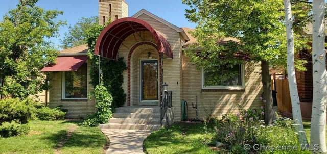 110 W 3RD AVE, Cheyenne, WY 82001 (MLS #82805) :: RE/MAX Capitol Properties