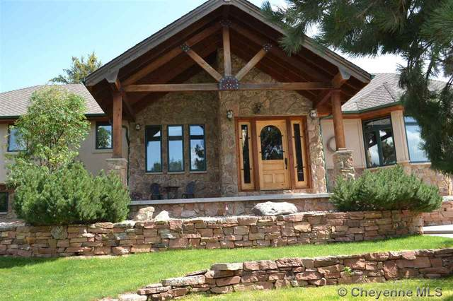 704 Antelope Gap Rd, Wheatland, WY 82201 (MLS #82813) :: RE/MAX Capitol Properties