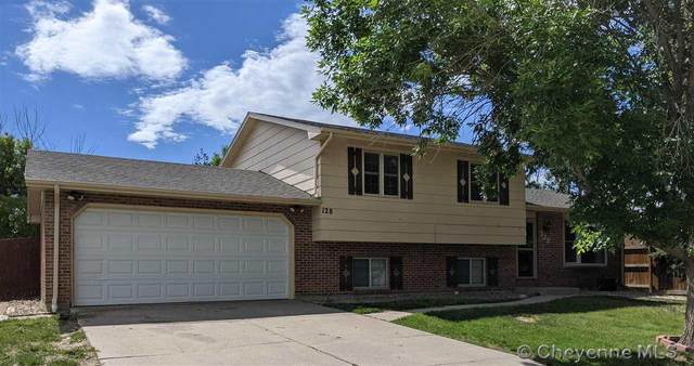128 Medicine Bow, Cheyenne, WY 82007 (MLS #82829) :: RE/MAX Capitol Properties
