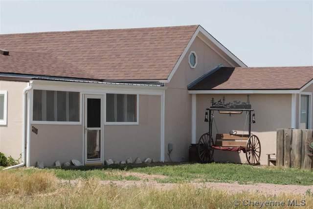 3890 Road 214, Hillsdale, WY 82060 (MLS #82865) :: RE/MAX Capitol Properties