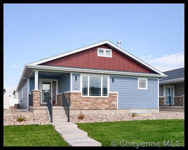 4801 Van Buren Ave, Cheyenne, WY 82009 (MLS #82868) :: RE/MAX Capitol Properties