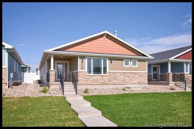 4805 Van Buren Ave, Cheyenne, WY 82009 (MLS #82869) :: RE/MAX Capitol Properties