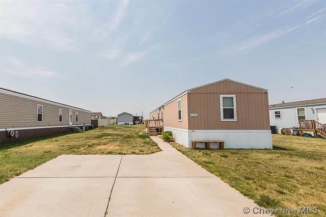 4320 Avenue B-2, Cheyenne, WY 82007 (MLS #82885) :: RE/MAX Capitol Properties
