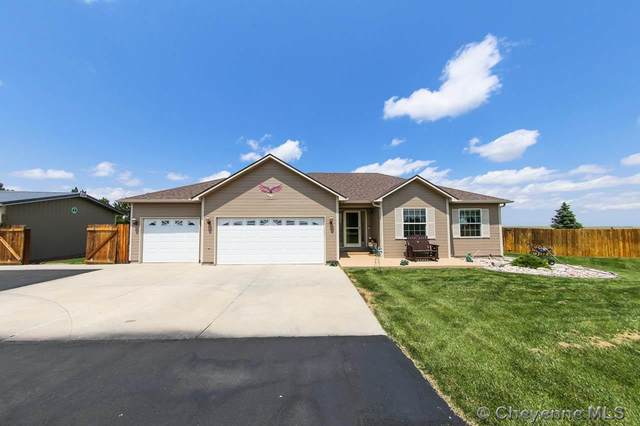 6208 Iron Mtn Rd, Cheyenne, WY 82009 (MLS #82918) :: RE/MAX Capitol Properties