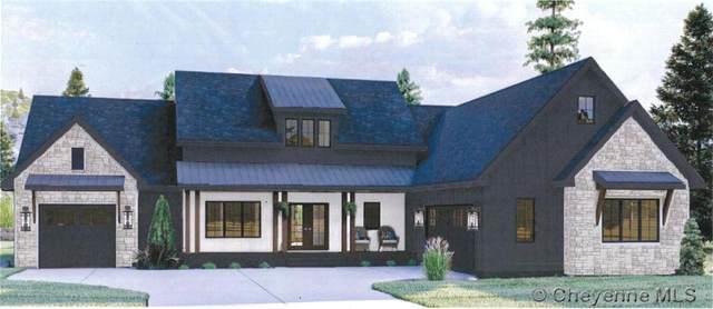 Lot 32 Silver Gate Way, Cheyenne, WY 82009 (MLS #82921) :: RE/MAX Capitol Properties