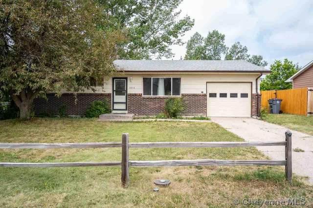 4514 Boysen Ave, Cheyenne, WY 82001 (MLS #82930) :: RE/MAX Capitol Properties
