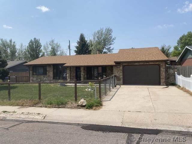 5308 Pineridge Ave, Cheyenne, WY 82009 (MLS #82934) :: RE/MAX Capitol Properties