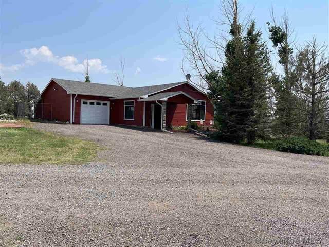 3840 Road 207, Cheyenne, WY 82007 (MLS #82943) :: RE/MAX Capitol Properties