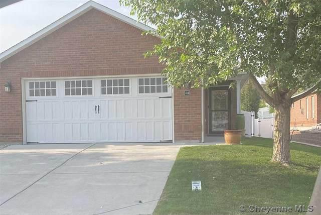 414 Appletree Ln, Cheyenne, WY 82009 (MLS #82965) :: RE/MAX Capitol Properties