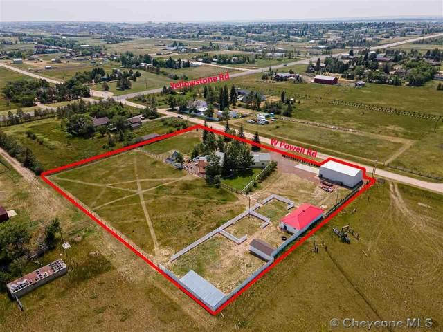 200 W Powell Rd, Cheyenne, WY 82009 (MLS #82968) :: RE/MAX Capitol Properties
