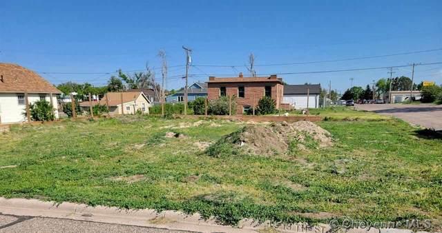 1221 Hugur Ave, Cheyenne, WY 82001 (MLS #82971) :: RE/MAX Capitol Properties