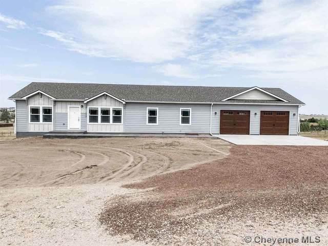 TBD Mcdonald Rd, Cheyenne, WY 82009 (MLS #82974) :: RE/MAX Capitol Properties