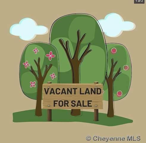Lot 15 Riverside Estates, Guernsey, WY 82214 (MLS #82996) :: RE/MAX Capitol Properties