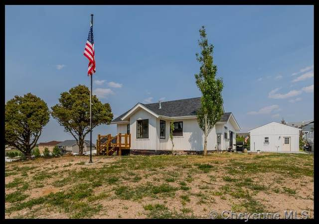 703 E Four Mile Rd, Cheyenne, WY 82009 (MLS #83005) :: RE/MAX Capitol Properties