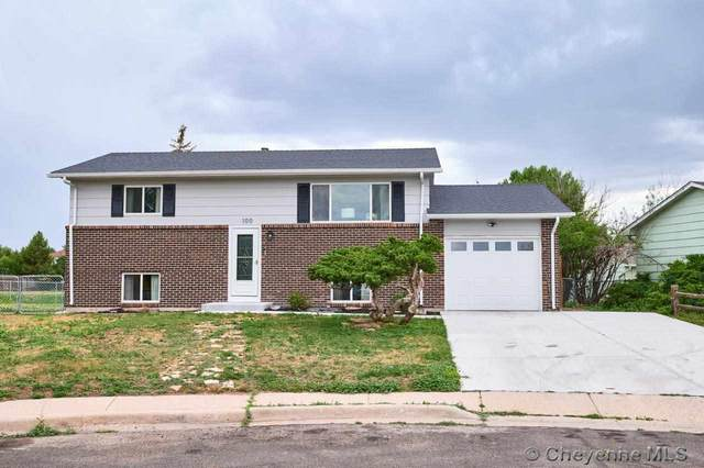 100 Rio Verde Cir, Cheyenne, WY 82001 (MLS #83010) :: RE/MAX Capitol Properties
