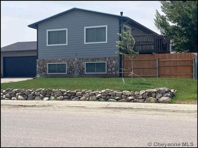 2407 Fertig Dr, Wheatland, WY 82201 (MLS #83016) :: RE/MAX Capitol Properties