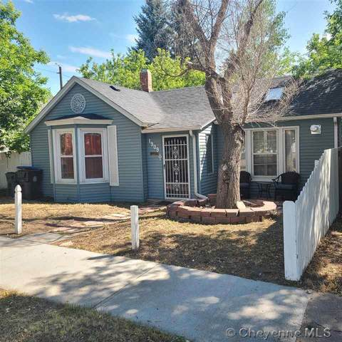 1909 Russell Ave, Cheyenne, WY 82001 (MLS #83028) :: RE/MAX Capitol Properties