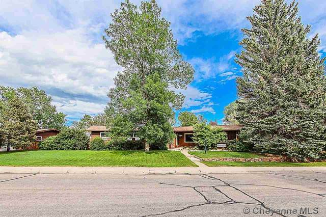 1222 Foyer Ave, Cheyenne, WY 82001 (MLS #83032) :: RE/MAX Capitol Properties