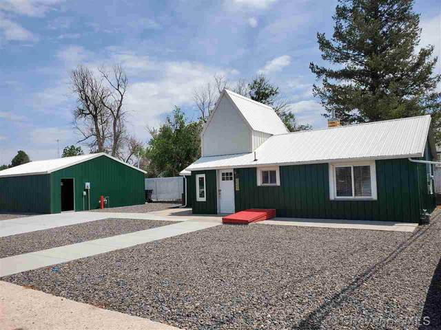 2303 E 11TH ST, Cheyenne, WY 82001 (MLS #83033) :: RE/MAX Capitol Properties