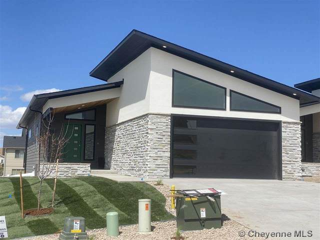 4100 Red Feather Tr, Cheyenne, WY 82001 (MLS #83039) :: RE/MAX Capitol Properties