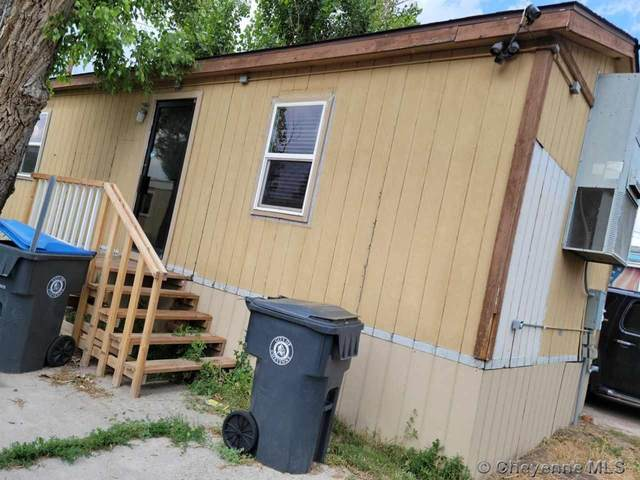 2400 Missile Dr, Cheyenne, WY 82001 (MLS #83045) :: RE/MAX Capitol Properties