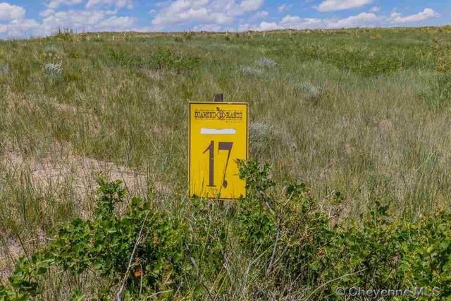 Tract 17 Buckshot Blvd, Cheyenne, WY 82009 (MLS #83046) :: RE/MAX Capitol Properties