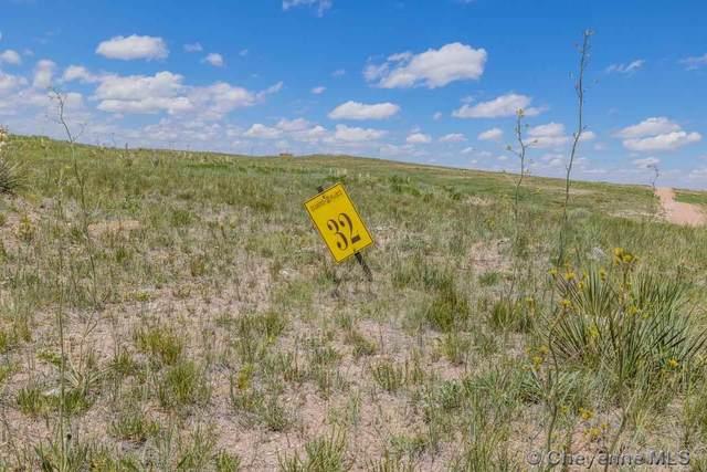 Tract 32 Buckshot Blvd, Cheyenne, WY 82009 (MLS #83047) :: RE/MAX Capitol Properties
