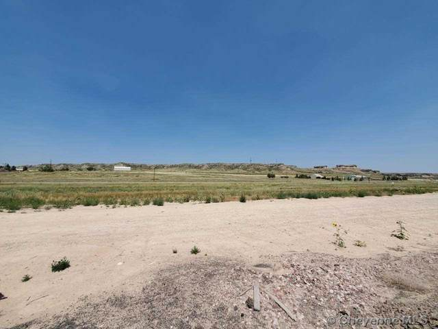 Lot 4 Chugwater Industrial Park, Chugwater, WY 82210 (MLS #83060) :: RE/MAX Capitol Properties