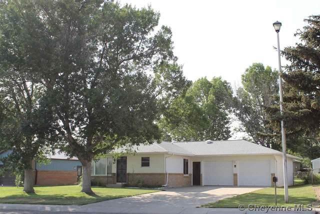 35 14TH ST, Wheatland, WY 82201 (MLS #83063) :: RE/MAX Capitol Properties