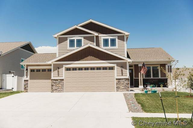 3700 Sowell St, Cheyenne, WY 82009 (MLS #83097) :: RE/MAX Capitol Properties