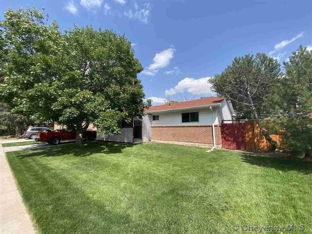 4717 Cactus Way, Cheyenne, WY 82009 (MLS #83256) :: RE/MAX Capitol Properties