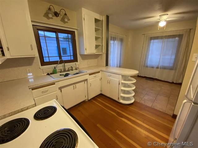 1723 E Pershing Blvd, Cheyenne, WY  (MLS #83258) :: RE/MAX Capitol Properties