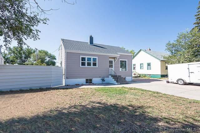 1931 Garrett St, Cheyenne, WY 82009 (MLS #83412) :: RE/MAX Capitol Properties