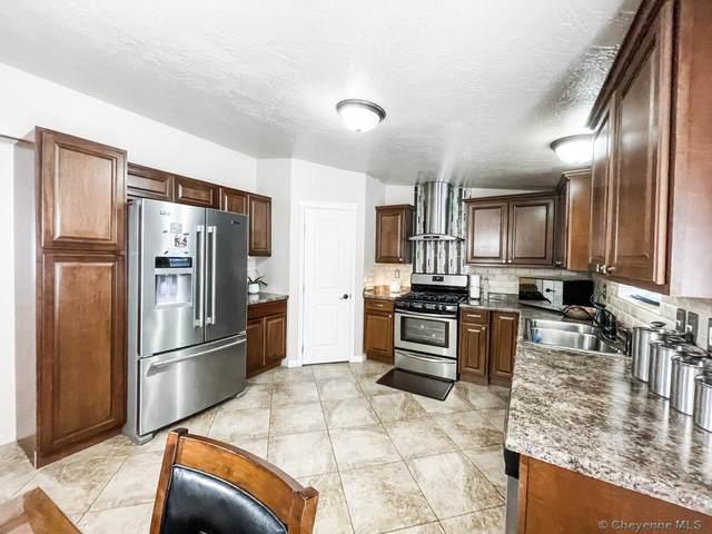 300 E Prosser Rd #127, Cheyenne, WY 82007 (MLS #83413) :: RE/MAX Capitol Properties