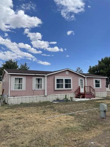 300 E Prosser Rd #136, Cheyenne, WY 82007 (MLS #83420) :: RE/MAX Capitol Properties