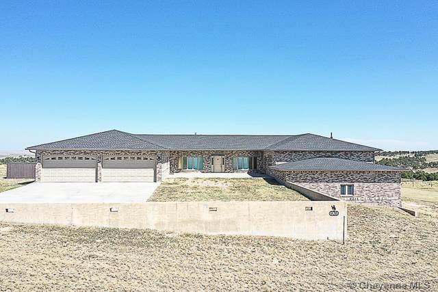 926 E 10TH ST, Pine Bluffs, WY 82082 (MLS #83427) :: RE/MAX Capitol Properties