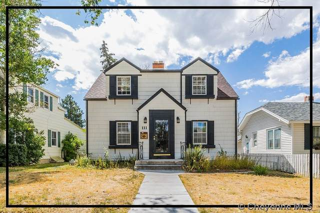 111 E 1ST AVE, Cheyenne, WY 82001 (MLS #83446) :: RE/MAX Capitol Properties