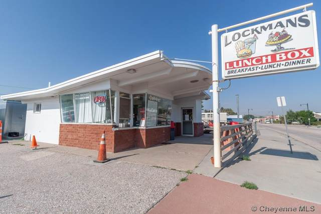 262 E Whalen St, Guernsey, WY 82214 (MLS #83461) :: RE/MAX Capitol Properties