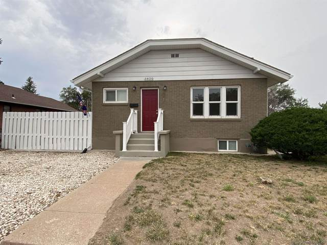 3820 Warren Ave, Cheyenne, WY 82001 (MLS #83500) :: RE/MAX Capitol Properties